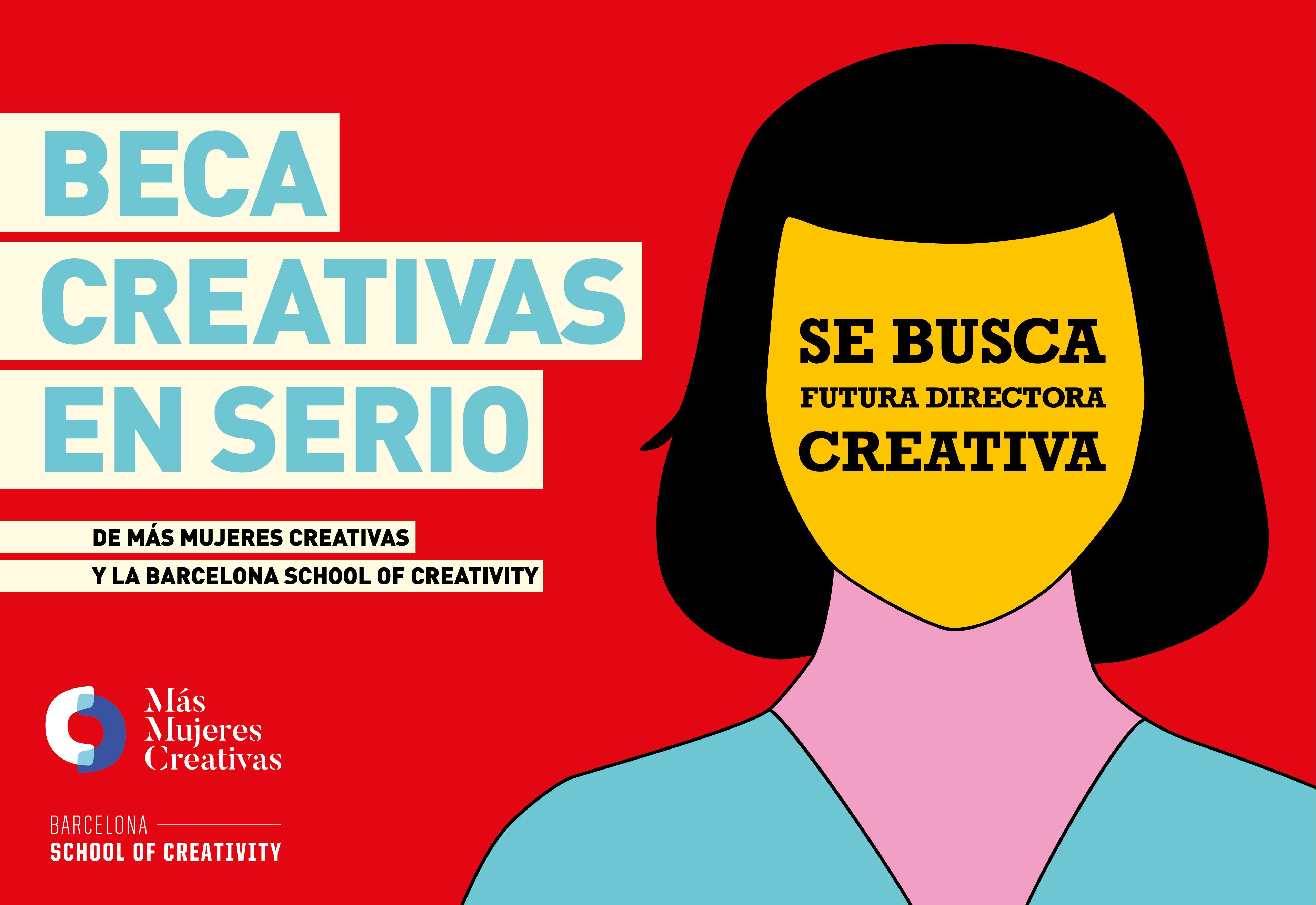 Beca Creativas en serio
