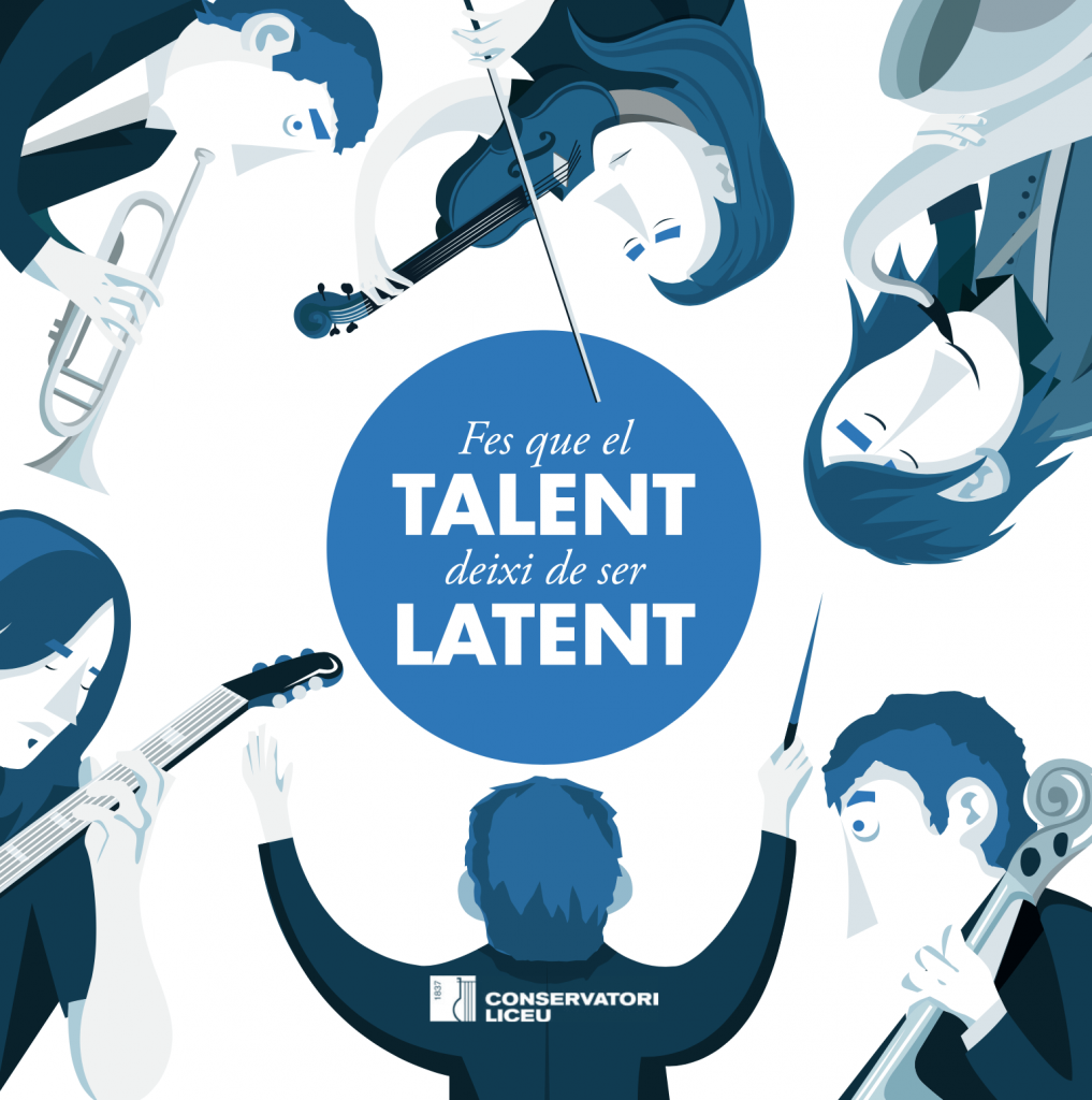 Liceu Talent Latent Joan Tremoleda y Edu Jounou de Barcelona School of Creativity