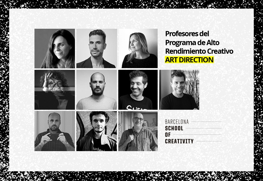 Por qué estudiar Art Direction en la Barcelona School of Creativity