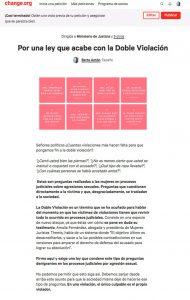 DOBLE VIOLACIÓN Barcelona School of Creativity